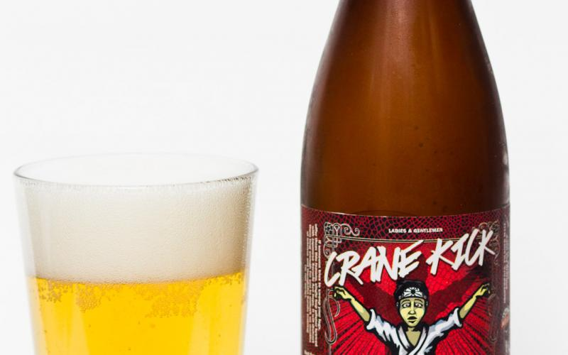 Parallel 49 Brewing Co. – Crane Kick Sorachi Ace Pilsner