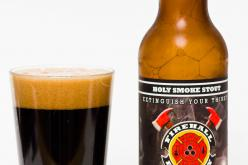 Firehall Brewery – Holy Smoke Stout