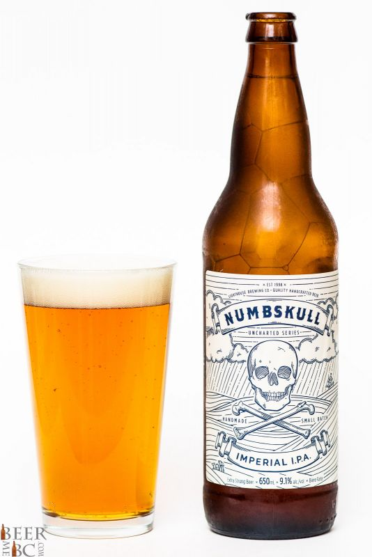 Lighthouse Brewing Numbskull Imperial IPA Review