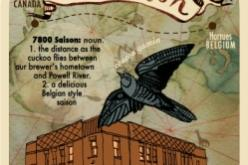 Townsite Brewing Announces the Limited Edition 7800 Saison