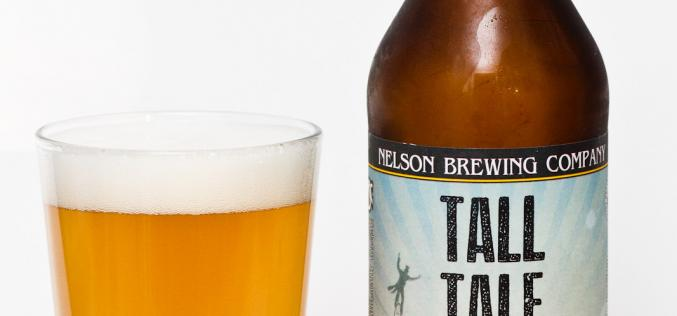 Nelson Brewing Company – Tall Tale Organic Wheat Ale