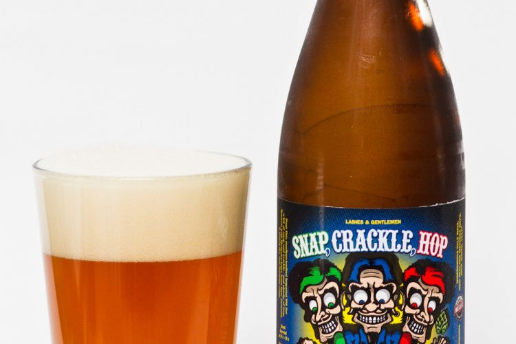 Parallel 49 Brewing Co. – Snap, Crackle, Hop Imperial Rice IPA