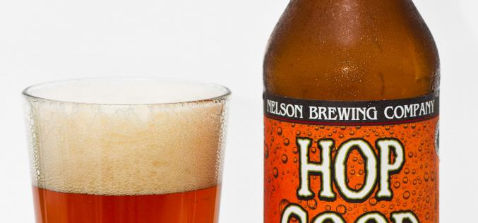 Nelson Brewing Co. – Hop Good Organic Session IPA