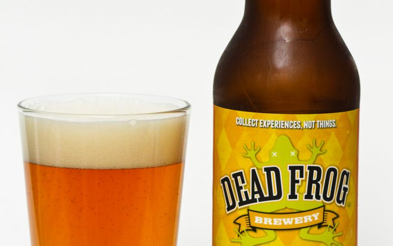 Dead Frog Brewery – Immaculate India Golden Ale