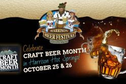 The Harrison Beer Festival Returns Oct. 25-26