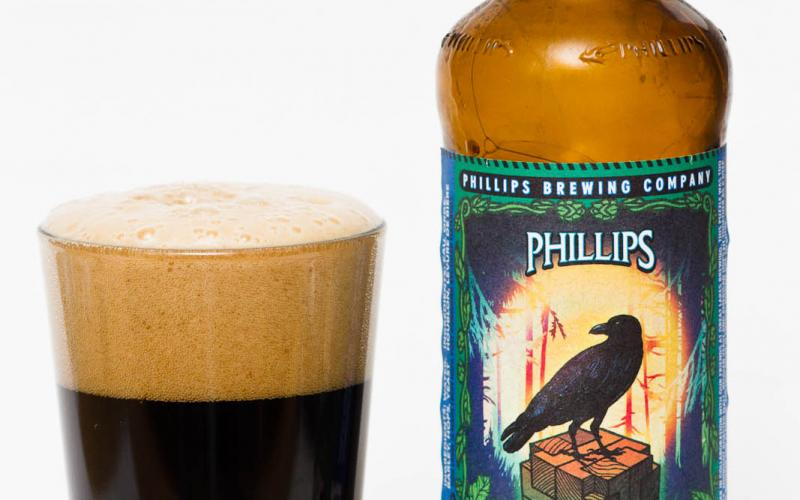 Phillips Brewing Co. – Puzzler Belgian Black IPA (2013)