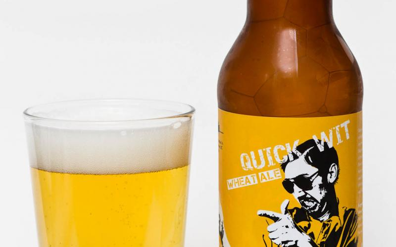 Deep Cove Brewers & Distillers – Quick Wit Wheat Ale