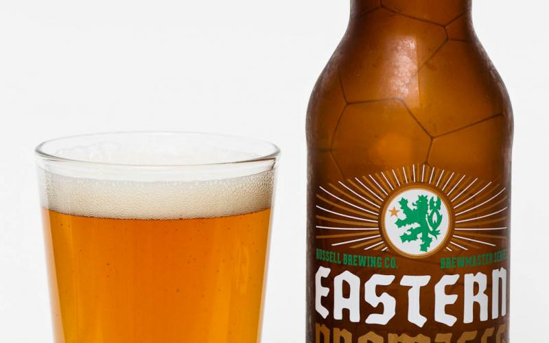 Russell Brewing Co. – Eastern Promises Czech Pilsner