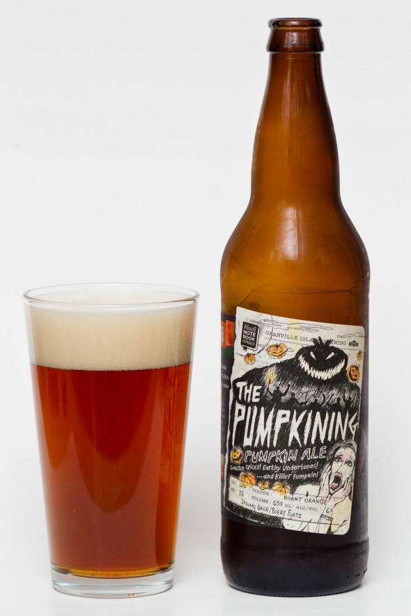 Granville Island - The Pumpkining Pumpkin Ale