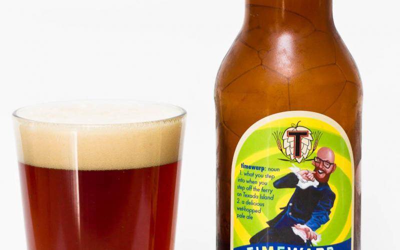 Townsite Brewing Inc. – Timewarp Wet-Hopped Pale Ale
