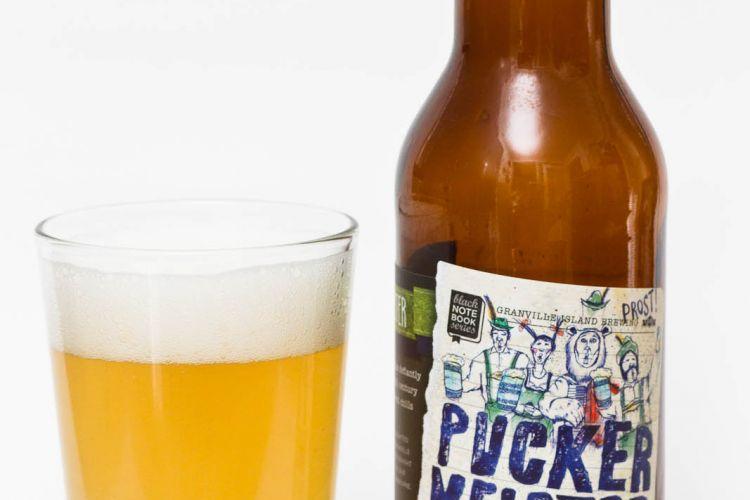 Granville Island Brewery – Pucker Meister Berliner Weisse