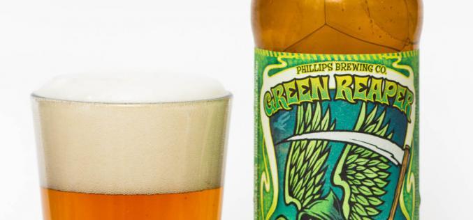 Phillips Brewing Co. – Green Reaper Fresh Hop IPA