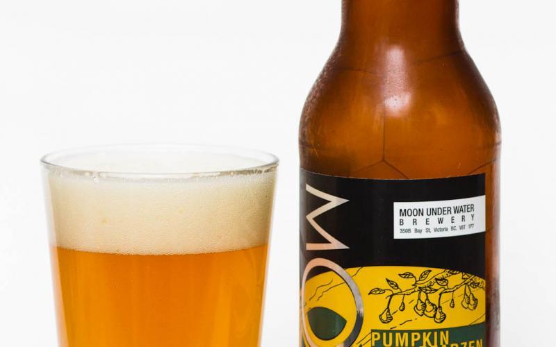 Moon Under Water Brewery  – Pumpkin Pearzen Harvest Weizen