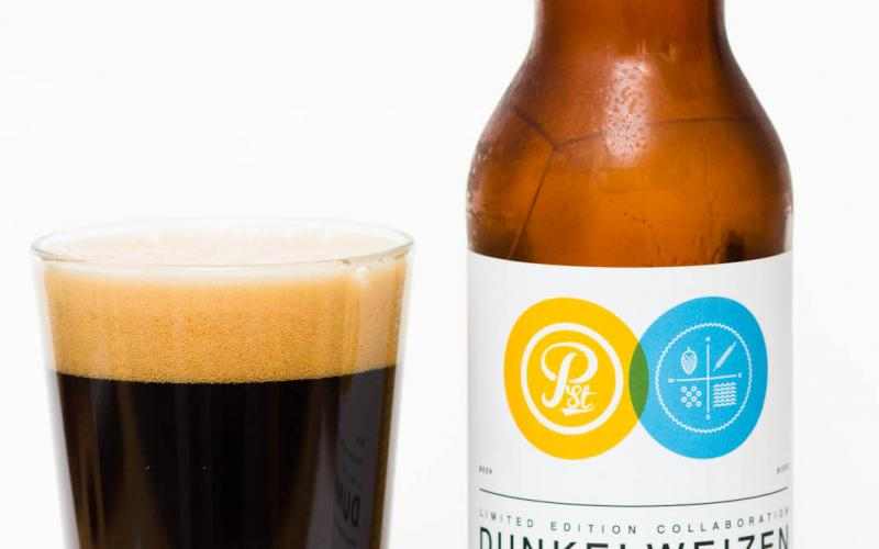 Powell St. & Four Winds Brewing – Collaboration Dunkelweizen