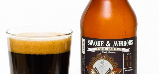 Coal Harbour Brewing Co. – Smoke and Mirrors Imperial Smoked Ale