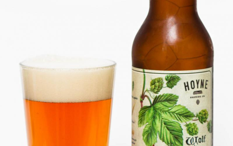 Hoyne Brewing Co. – Wolf Vine Wet Hopped Pale Ale