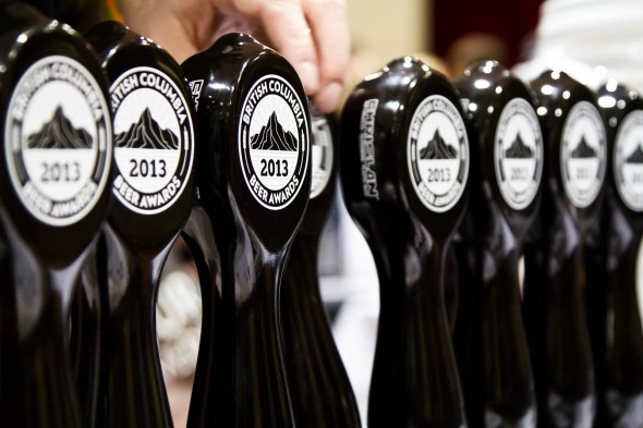 2013 BC Beer Awards Winners