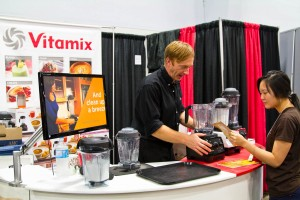 Fraser Vally Food Show - Vitamix