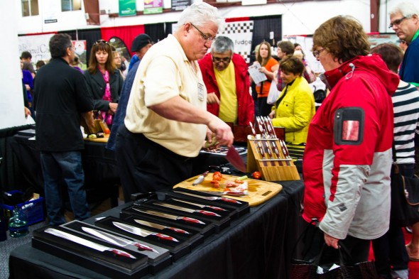 Fraser Vally Food Show