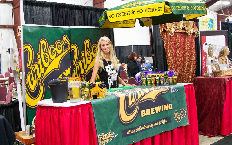 Fraser Valley Food Show – Beer Crashes the Party