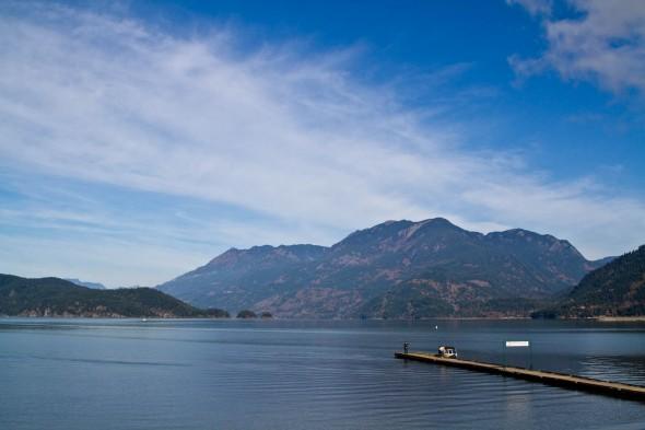 Harrison Lake BC