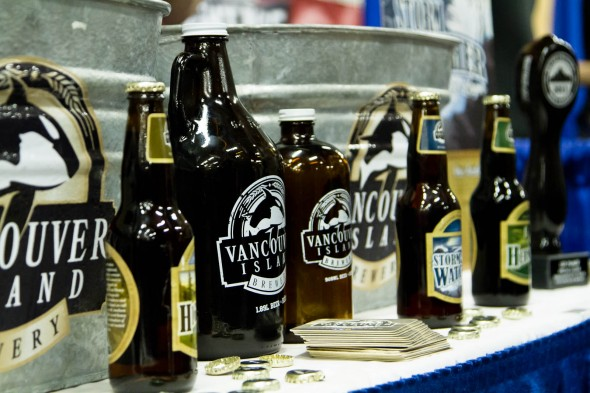 Harrison Beer Festival - Vancouver Island Brewing