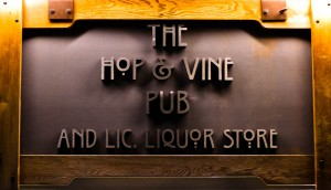 The Hop and Vine Brewmasters Dinner