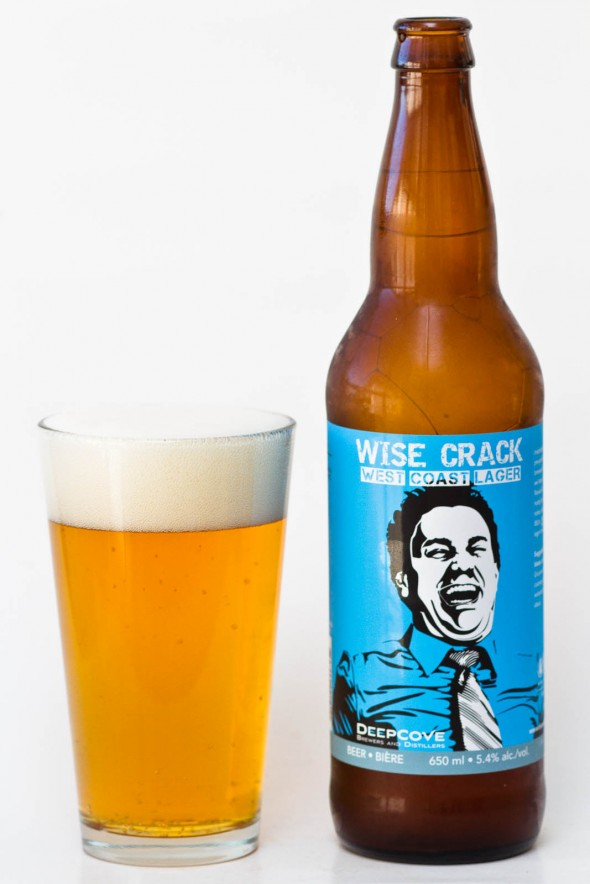 Deep Cove Brewers - West Coast Lager Review