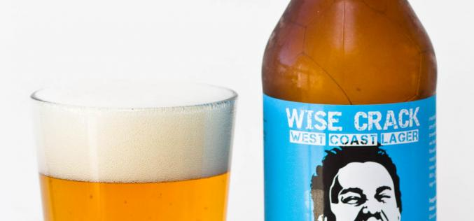 Deep Cove Brewers – Wise Crack West Coast Lager