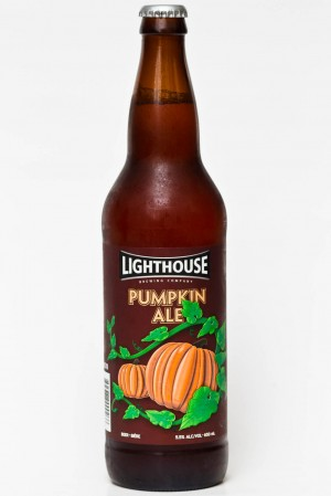 Lighthouse Pumpkin Ale Review