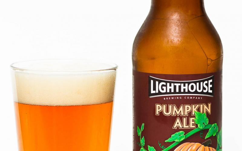 Lighthouse Brewing Co. – Pumpkin Ale