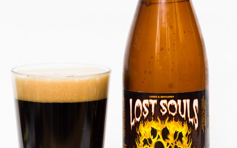 Parallel 49 Brewing Co. – Lost Souls Chocolate Pumpkin Porter