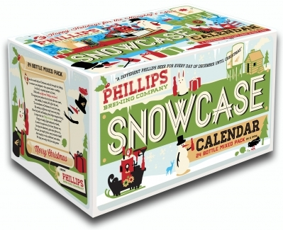 Phillips Snowcase Craft Beer Advent Calendar