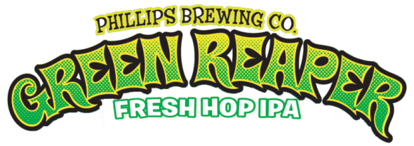 Phillips Green Reaper Fresh Hop IPA