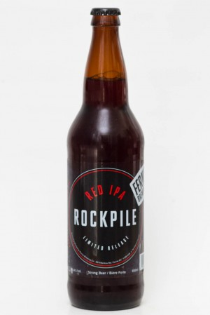 Fernie Brewing Rockpile Red IPA Review