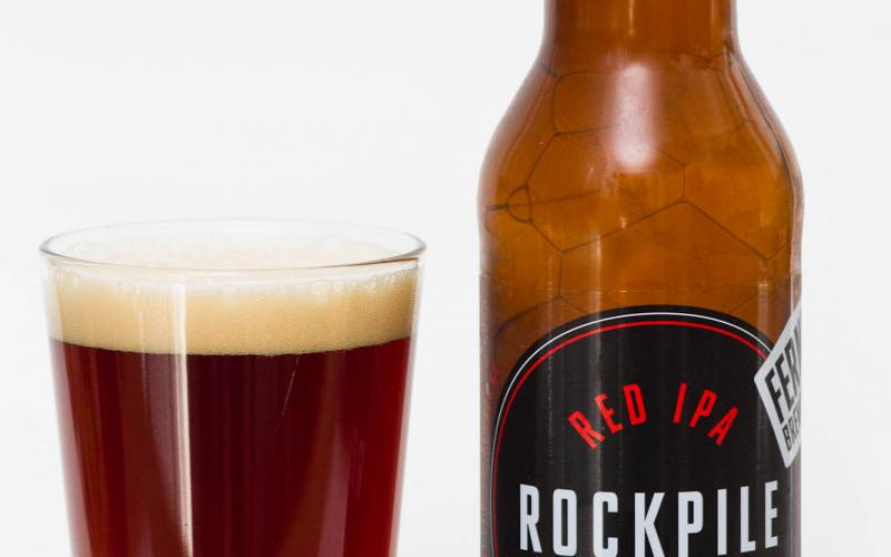 Fernie Brewing Co. – Rockpile Red IPA