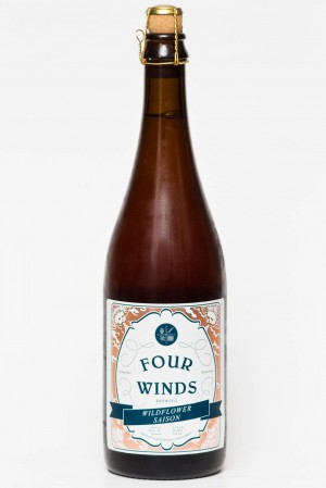 Four Winds Wildflower Saison Review