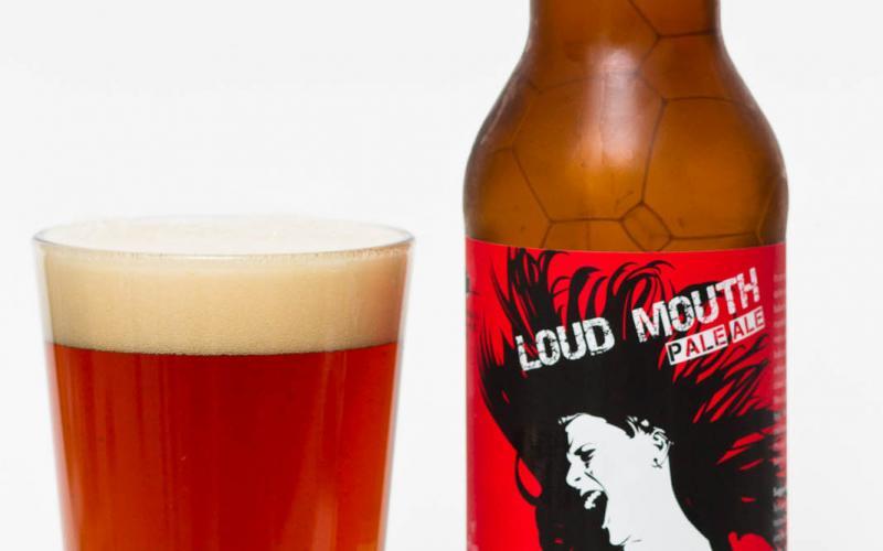 Deep Cove Brewers & Distillers – Loud Mouth Pale Ale