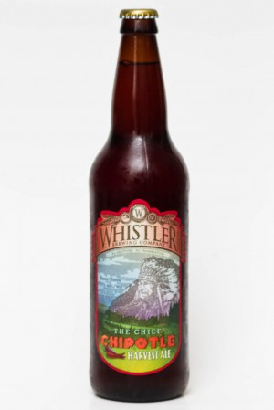 Whistler Brewing Chief Chipotle Harvest Ale Review