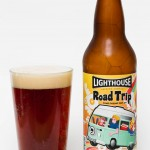 Lighthouse Road Trip Fresh-Hop Dark Ale Review