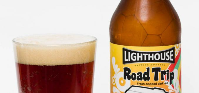 Lighthouse Brewing Co. – Road Trip Fresh-Hopped Dark Ale