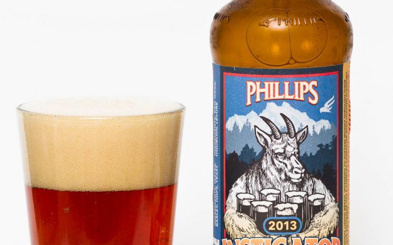 Phillips Brewing Co. – 2013 Instigator Doppelbock