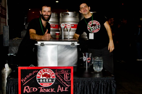 Red Truck Beer at Hopscotch