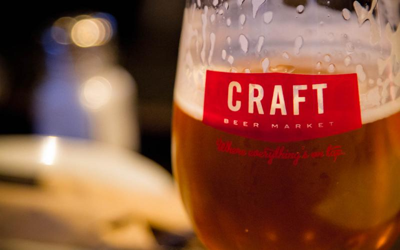 Vancouver's Craft Beer Market Is Open – Take Your Pick From 140 Different Taps