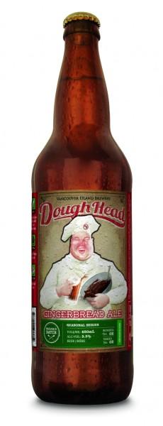 Dough Head Bottle-FLAT