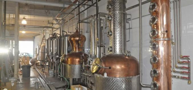 The Odd Society Distillery is Open For Business