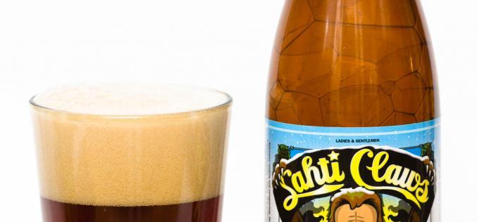 Parallel 49 Brewing Co. – Sahti Claus Finnish Sahti