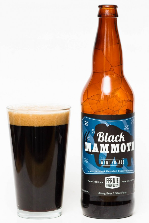 Fernie Brewing Black Mammoth