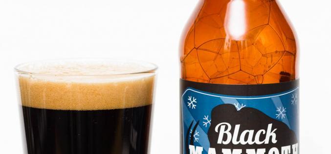 Fernie Brewing Co. – Black Mammoth Winter Ale