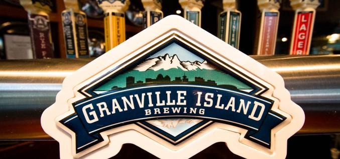 It's Good To Be Here! A Visit With Granville Island Brewing